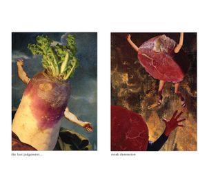 Steak damnation diptych