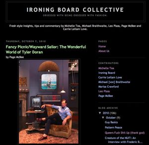 Ironing Board Collective